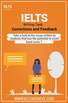 IELTS Writing task 2 Student Essay Band 7 with Corrections and Feedback Take a look at the essay written by students that have the potential to score band score 7. The reference will help you write and compare with your essay which may help you improve your writing. #SampleAnswer #IELTSEssay #IELTSModalAnswer #IELTSQuestion #SampleAnswer Ielts Writing Task 2, Essay Writing, Essay Examples, Student Studying, Scores, Climate Change, Improve Yourself, Students, Band