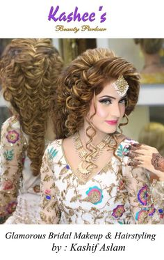 Pakistani bride By kashee