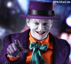 Batman 1: Joker (Jack Nicholson) - Deluxe Figur, Fertig-Modell ... http://spaceart.de/produkte/bm005.php
