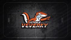 Rabies Squirrels Hockey Logo