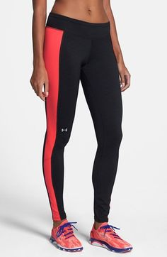 Under Armour 'Cozy' ColdGear® Leggings available at #Nordstrom