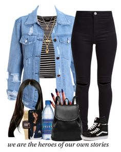 """""""9-4-15"""" by asilversmile ❤ liked on Polyvore featuring Casio, New Look and Vans"""
