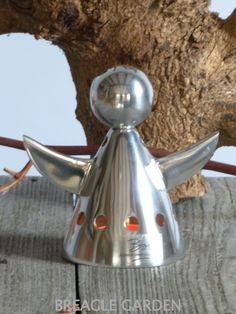 BOB aluminium T-light Angel small