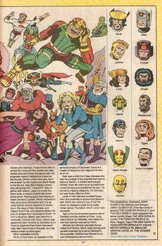 Dc Comics Superheroes, Dc Comics Characters, Dc Comics Art, Marvel Vs, Marvel Dc Comics, Superhero Facts, Jack Kirby Art, Dc World, Fantasy Comics