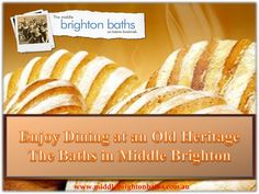 The history of Middle Brighton dates back to 1900s while the baths were built in 1881, much older than that. The caged baths here is still open to the public and The Baths Restaurant gives you a perfect view of it. Along with this they also serve lip smacking cuisines and a wide array of wines to go with it. Reserve a table today to experience it.