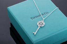 Daisy key diamond sweater necklace - Women Fashion 2015