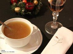 Recetas de consomés de Navidad | Cantabria | Spain