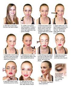 How-To-Do-Classic-Clean-Beauty-Stage-Makeup.jpg 612×792 pixels