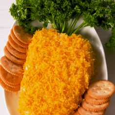 Easter Cheese Ball It 39 s about to get cheesy in here I made this for our Easter Dinner Family loved it I will make it a traditional dish Thanks Easter Appetizers, Appetizers For Party, Appetizer Recipes, Recipes Dinner, Appetizer Ideas, Brunch Recipes, Easter Recipes, Holiday Recipes, Easter Dinner Ideas