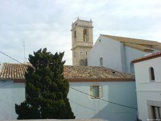 Kirchturm von Peñíscola - Spanien - Spain - España