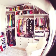 Lovely Pepa's closet