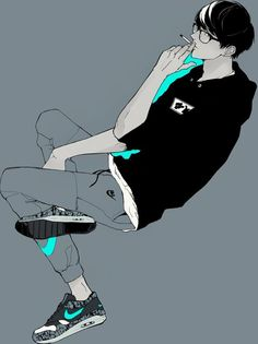 Manga Boy, Manga Anime, Anime Art, Anime Boys, Real Anime, Kpop Drawings, Cyberpunk Art, Human Art, Manga Illustration