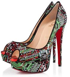 Circuit breaker high heel shoes