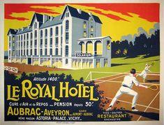 Le Royal Hotel, Aubrac, France