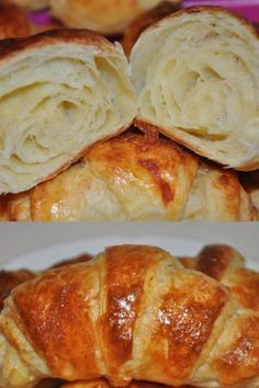 Cornuri branzoase de cris2015 Pastry And Bakery, Bread And Pastries, Bread Recipes, Sauce Recipes, Cooking Recipes, Churros, Just Bake, Romanian Food, Appetisers