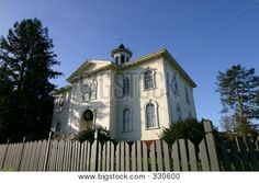 haunted california school house from the movie the birds Reputed haunted house in Bodege Ca