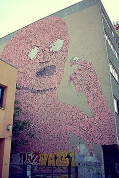 Saw this while I was in Berlin!! Too cool