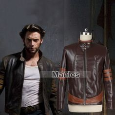 Find More Clothing Information about 2015 Movie X men Cosplay Costume James Logan Howlett Jacket Men WInter PU Leather Jacket Halloween Costume for men,High Quality costumes girls halloween,China halloween embellishments Suppliers, Cheap costume jewelry for sale from Lardoo Cosplay Costume on Aliexpress.com
