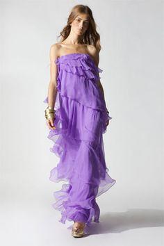 6a15027f34 Purple Dress  2dayslook  PurpleDress  kelly751  anoukblokker www.2dayslook.com  Purple