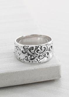 Poseidon Ring is a great everyday for me, so comfy and pretty! mysipada.com/linda.ceschin