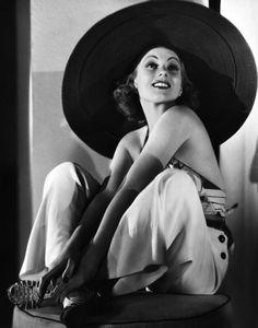 Ann Sothern,1936  viasamwanda&dreaminparis