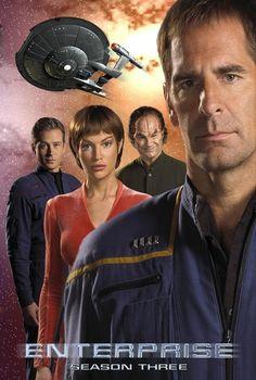 TV or Movie Poster of the Week: Star Trek: Enterprise - Season 3 Poster