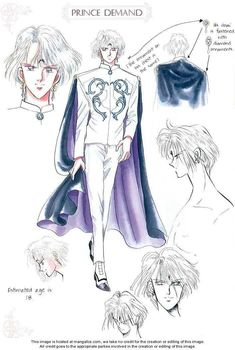 Sailor Moon 6: Art Book BSSM Original Picture Collection: Materials Collection at MangaFox.me