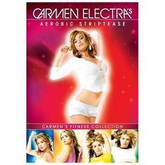 Carmen Electra's Aerobic Striptease: Carmen's Fitness Collection (DVD, 2005,...