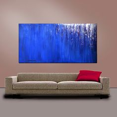 ABSTRACT+PAINTING+Original+Impasto+Large+by+THOMASJOHNARTGALLERY,+$199.70
