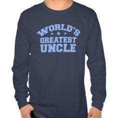 $$$ This is great for          World's Greatest Uncle T-shirt           World's Greatest Uncle T-shirt today price drop and special promotion. Get The best buyDeals          World's Greatest Uncle T-shirt Review on the This website by click the button below...Cleck Hot Deals >>> http://www.zazzle.com/worlds_greatest_uncle_t_shirt-235529684970157175?rf=238627982471231924&zbar=1&tc=terrest