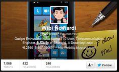 @wibinov Twitter Header Image