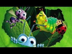 Day 19 - My least favorite Pixar film. I like A Bug's Life, but not as much as the other Pixar movies. Disney Pixar, Film Disney, Best Disney Movies, Pixar Movies, Kid Movies, Disney Cartoons, Animation Movies, Disney Quiz, A Bugs Life Characters