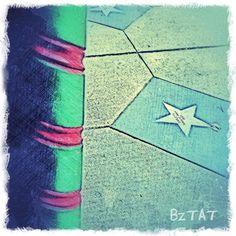 Walk of Fame #digitalart #iphoneography #urbanlandscape #walkoffame #bztatart