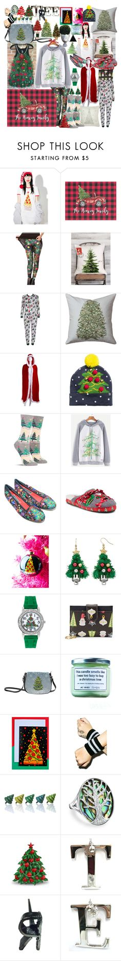 """Must love trees!!"" by lerp ❤ liked on Polyvore featuring MINKPINK, Home Decorators Collection, Sourpuss, Mixit, Buxton, Jac Vanek, Dogpile, Areaware and Bling Jewelry"