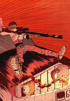 Furiosa Mad Max Print