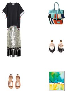 """""""Grace"""" by zoechengrace on Polyvore featuring Nina Ricci, Diego Binetti, Mercedes Salazar and West Elm"""