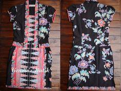 Batik Encim Cap Pekalongan + Lining Tricot by Gendhis' Batik