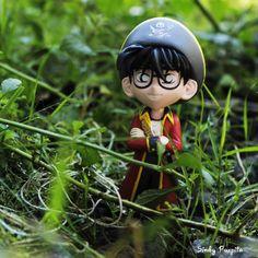 like this :) #toysphotography #conan #canon #miniatur #figure #cool #nicepic