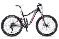 Unlock the secret to more confident trail riding.   Trance X1 W $3200    #giant #bike