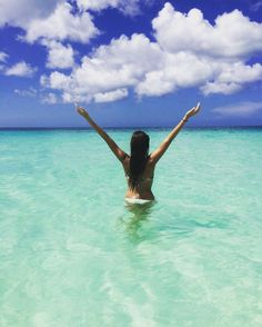 #Aruba #Sea #Beach Girl