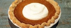 Sweet Potato Pie Recipe   The Chew - ABC.com - Said this is the best thing Mario has ever made.
