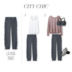 STYLE VITAL: La Viva Pant | Athleta Spring 2014 Collection