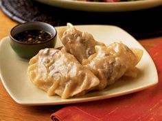 Vegetarian Gyoza with Spicy Dipping Sauce   Whether it's your first Asian culinary adventure or you're a seasoned pro, these recipes are sure to become top-rated favorites.