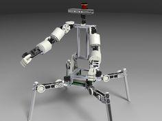 Grit Robotics (formerly Team Mojavaton) returns DARPA Robotics Challenge with a custom designed quadruped robot.