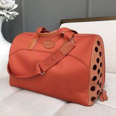 Hermès pet carrier
