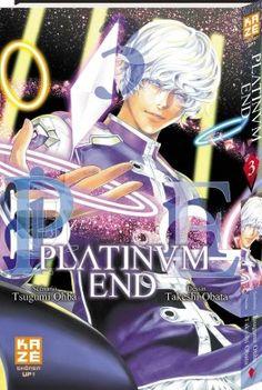 Découvrez Platinium End, Tome 3 de Takeshi Obata & Tsugumi Oba sur Booknode, la communauté du livre