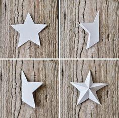 Otra manualidad sencilla para ir dando forma a nuestra decoración navideña de forma sencilla. ¿Qué os parece esta corona sencilla?