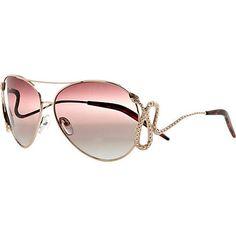 River Island sun glasses
