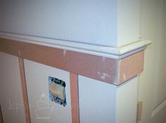༺༻  Crown Molding Adds Equity to Your Home Besides Beauty. IrvineHomeBlog.com ༺༻  #Irvine #RealEstate   board and batten with trim tutorial