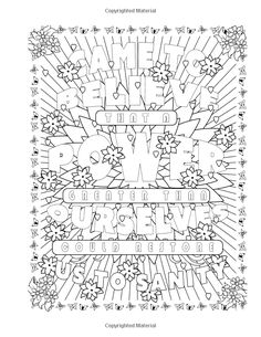 Amazon.com: Sobriety Garden Coloring Book #2: An adult